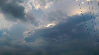 Странные аномальные явления в небе