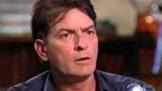 Charlie Sheen interview part 3 HQ