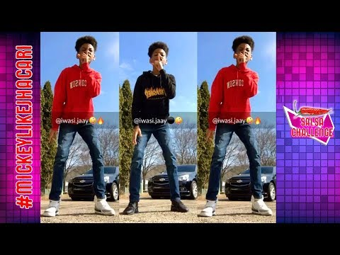 Mickey Mickey D's Dance Challenge Compilation #mickeylikejhacari