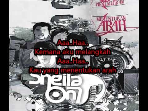 Arah  Sheila On 7 Lirik