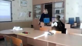 Калабуха О.В. МЗОШ №19 Фрагмент уроку інформатики в 3 класі. №2