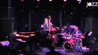 Christian Sands Trio Matthew Rybicki & Ulysses Owens Jr  Live at Dizzy's Jan 2015 2