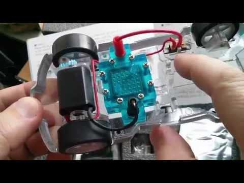 Julian looks at Green Stuff: #2 - Hydrogen Car
