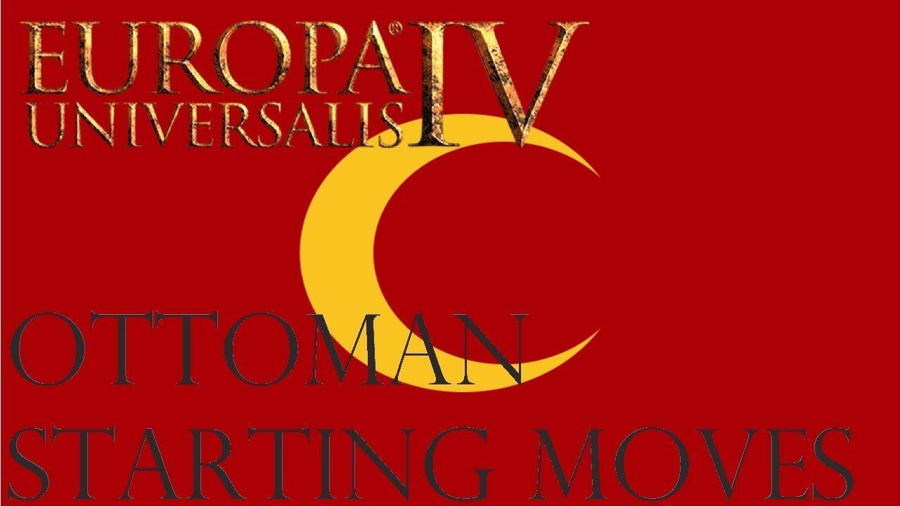 Europa universalis 4 ottoman guide set