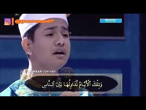 [ASLI MERDU] Bacaan Hafizd Cilik Syakir Daulay