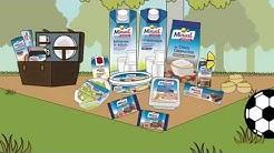 """MinusL erklärt """"Wie wird MinusL Milch laktosefrei?""""   MinusL"""