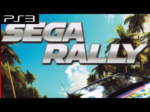Longplay [PS3] Sega Rally - Part 1 of 2
