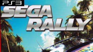 Playthrough [PS3] Sega Rally - Part 1 of 2