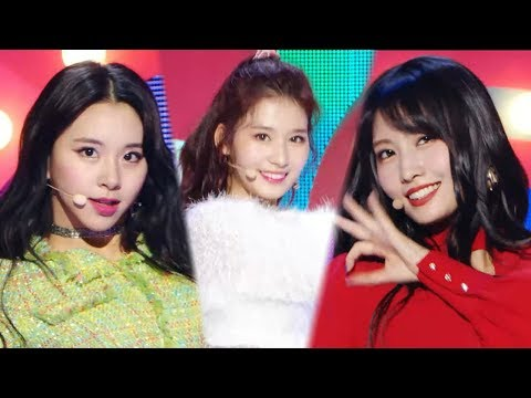 [Comeback Stage] TWICE -  YES Or YES  , 트와이스 - YES Or YES Show Music Core 20181117