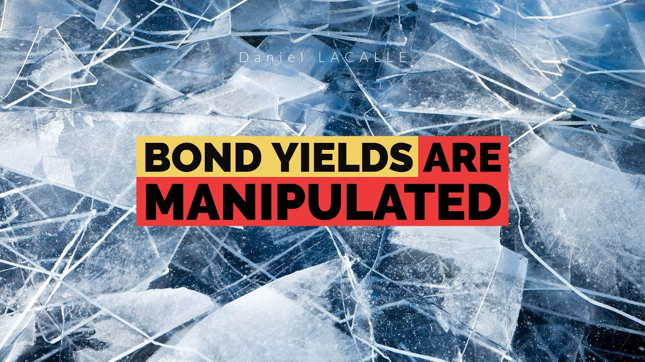 Download BOND YIELDS ARE MANIPULATED - What Does The 10-Year Really Discount?
