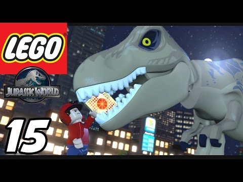 LEGO Jurassic World - Part 15