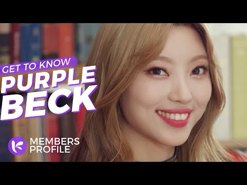 PURPLEBECK (퍼플백) Members Profile (Birth Names, Birth Dates, Positions etc..) [Get To Know K-Pop]