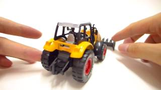 GeeBunny.com Heavy Vehicle Series - Engineering Car USD $11.40 Free International Ship