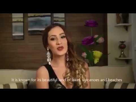 Miss Global City 2017 – Nicaragua city introduction