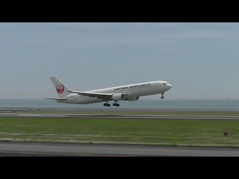 空港巡り⑥ 温泉のゲートウェイ/大分空港 離着陸