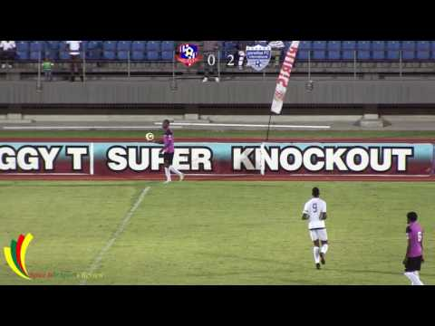 Waggy-T Super Knockout Football Final 2016 - Paradise FC International vs Hard Rock FC