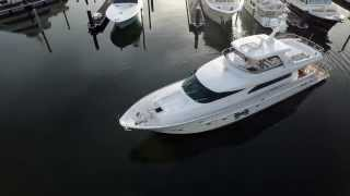 Horizon Yachts E78 overview