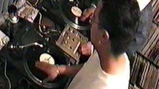 DJ Q-BERT & DJ DISK at Q-bert
