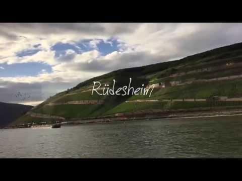 Rüdesheim. | Vacation until Wednesday.