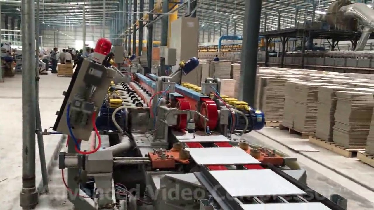 Modern tiles Manufacturer in Bangladesh (Sanita tiles) - YouTube