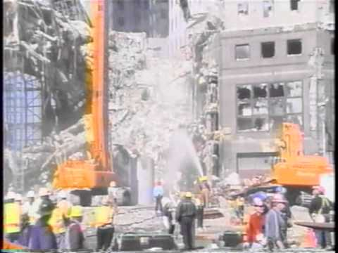 Working at Ground Zero 5. FDNY, Construction, Ironworkers- f