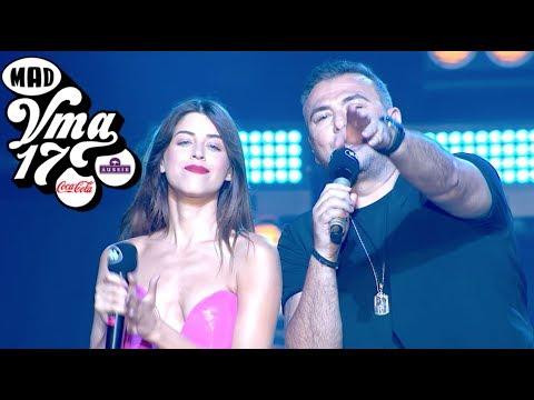 Αντώνης Ρέμος - Σπασμενα κομμάτια της καρδιάς, Όλος δικός σου, Shape of λένε (ft.Demy) VMA 2017