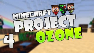 Project Ozone 2 - Minecraft HQM - 4 - The Dome