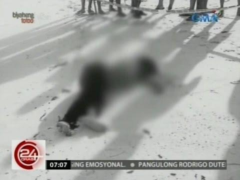 24 Oras: Pamilya Dela Rosa, biktima ng karasahan sa Aklan na isa sa may pinakamataas na crime rate
