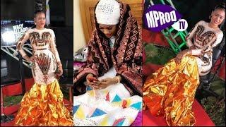 URGENCE AL KHAYRI:VOICI LE MALIEN MR BANORA LE MARI DE LA BELLE ANIMATRICE KHADY KA DE LA SENTV