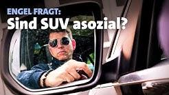 Sind SUV asozial? Gehören SUV in Innenstädten verboten oder werden SUV-Fahrer in die Ecke gedrängt?
