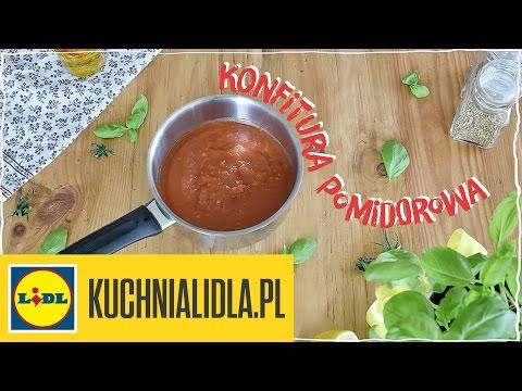 Jak Zrobić Konfiturę Pomidorową Przepisy Kuchni Lidla