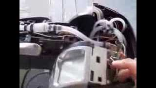 how to fix a b70 keurig easy way to take of the top