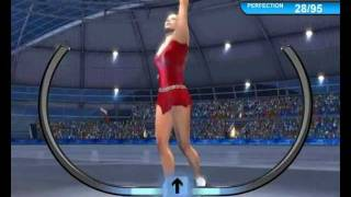 RTL Winter Sports 2009 gameplay (Old Video)