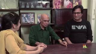 Khayyam Saab & Talat Aziz beautiful conversation