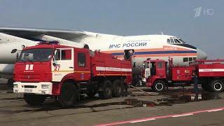 В Сибири и на Дальнем Востоке площадь лесных пожаров удалось сократить на четверть.