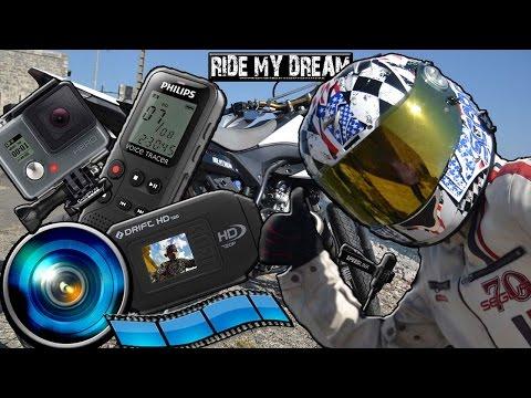"Tuto Moto 1 ""DEVENIR MOTOVLOGEUR"" - RideMyDream"