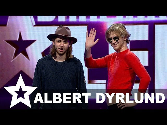 Albert Dyrlund | Danmark har talent 2018 | Audition (Novopleco) - Reklame for Danmark har Talent