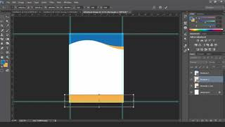 Letterhead Design In Photoshop | Photoshop Bangla Tutorial | Letterhead Design Mp3