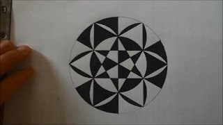drawing shapes geometrical drawings circles paintingvalley