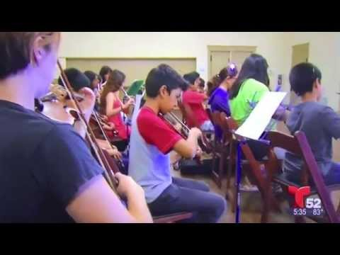 White Sun and Boyle Heights Youth Orchestra
