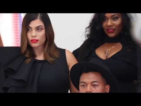 Fashion Film: National Curves Day Models shoot with Kia Caldwell in Philadelphia