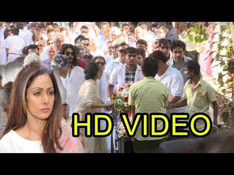 Shreedevi Funral  😰. Full Video   R .I .P Miss You Always Love you