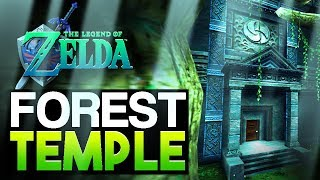 The Mystery of the Forest Temple (Ocarina of Time) - Zelda Theory