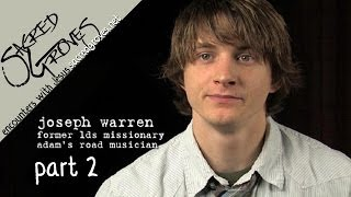 Joseph Warren Interview (uncut) Part 2