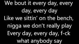 Drake -The Motto (Explicit) ft. Lil Wayne with Lyrics (HD)