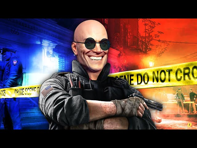 SWAT 4 but I'm a Hitman that DEMANDS Justice
