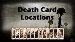 Call of Duty 5 World at War All Death Card Locations
