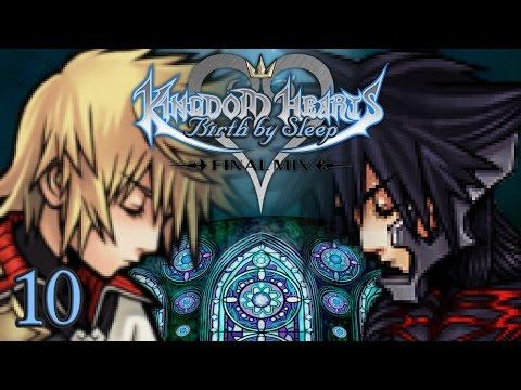 ULTIMATE KEY - Let's Play - Kingdom Hearts Birth By Sleep Final Mix HD - 10 - Playthrough