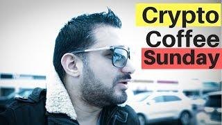 Coin vs Token Explained !!! मस्त Example के साथ - Crypto Coffee Sunday With Abhishek & Sandeep