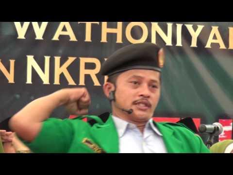 National Anthem, Sholawat Nahdliyah & Mars SYUBHANUL WATHAN + Mars kader Penggerak NU